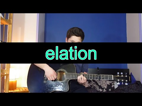 Elation(Trivago Ad) - Barry Lyons - Isbells (cover)