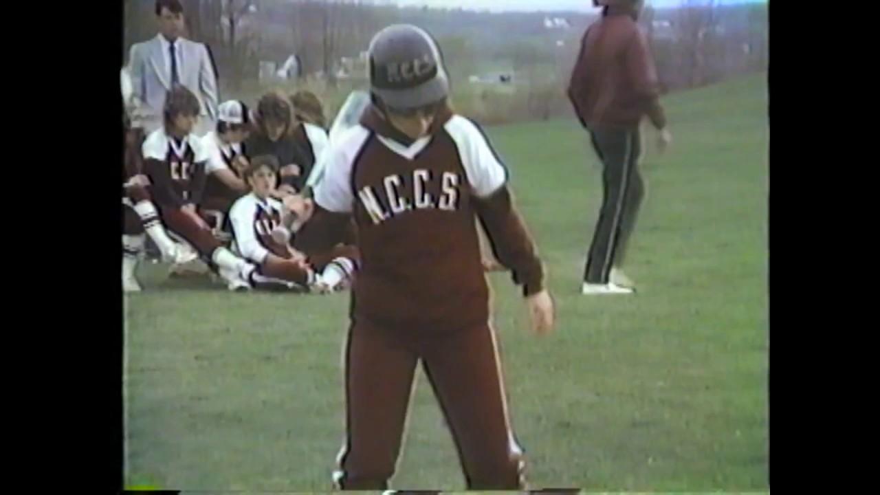 NCCS - Beekmantown Softball  5-1-86