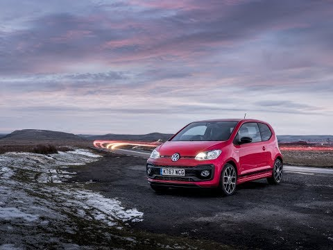 VW UP! GTI DRIVEN IN THE UK – DOES IT LIVE 'UP' TO THE HYPE??