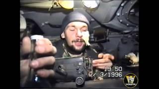 Чечня. СОБР, март 1996г.
