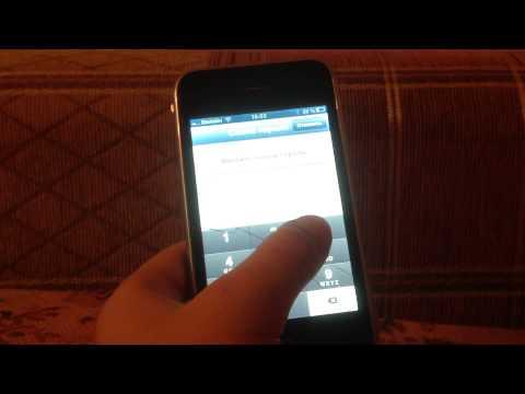 Как вводить пароль если iPhone или iPad отключен