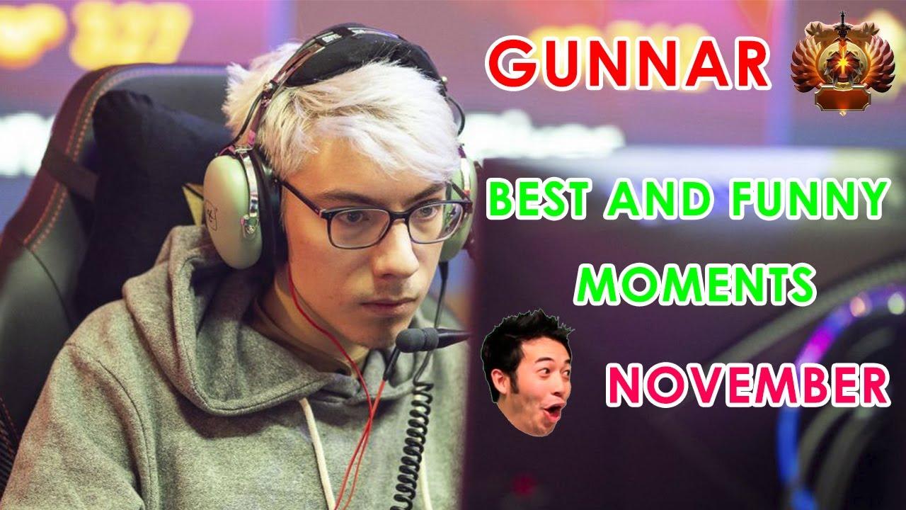 Download GUNNAR BEST AND FUNNY MOMENTS OF NOVEMBER | GUNNAR DOTA 2 GAMEPLAY | GUNNAR TOP CLIPS
