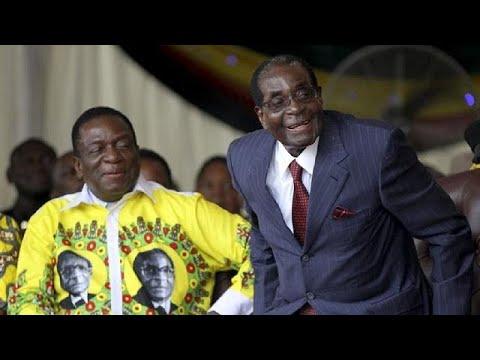 Zimbabwe president to name Mugabe-era looters in March 2018 if...