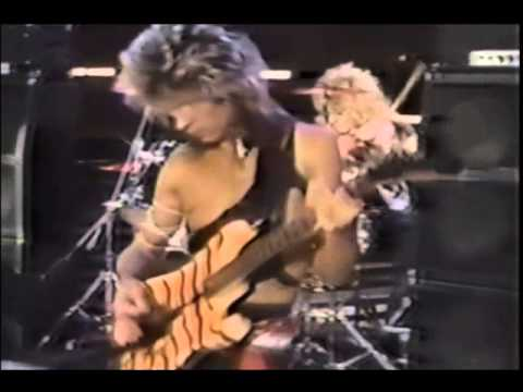 American Bandstand 1985 - Dokken - Just Got Lucky, Alone Again