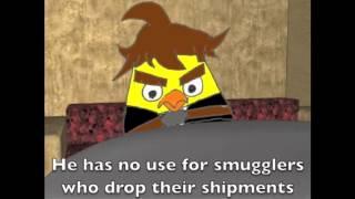 Angry Birds Star Wars Shorts: Han Shot First