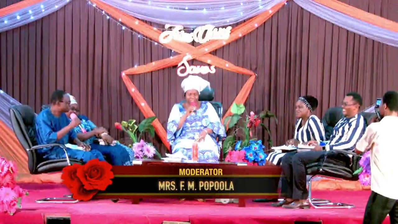 OVERCOMING MARITAL CHALLENGES 3: POPOOLA F.M.