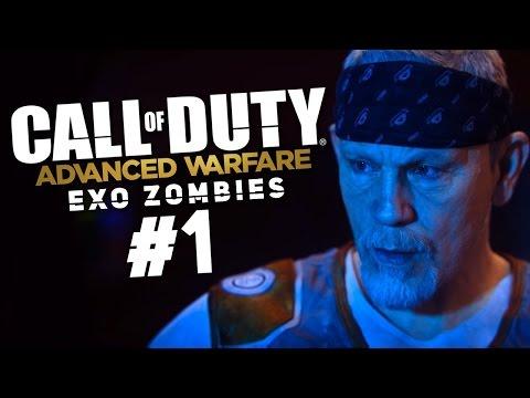Call of Duty Advanced Warfare прохождение на русском