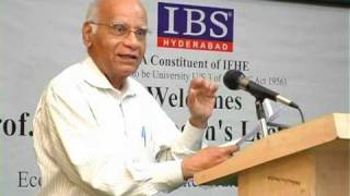 T.N. SRINIVASAN'S Third Lecture on