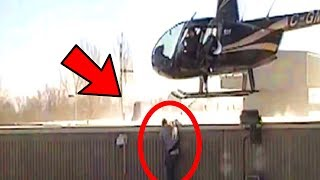 10 Craziest Prison Escapes Caught On Camera