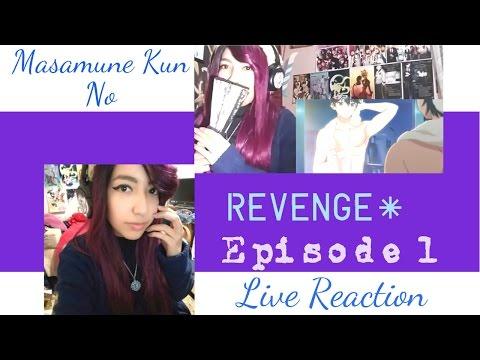 Masamune kun No Revenge Episode 1 Live Reaction