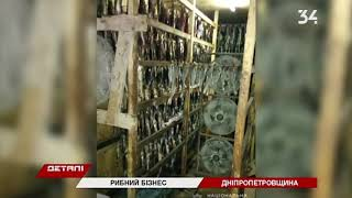 На Днепропетровщине мужчина в подвале организовал цех, в котором коптил рыбу