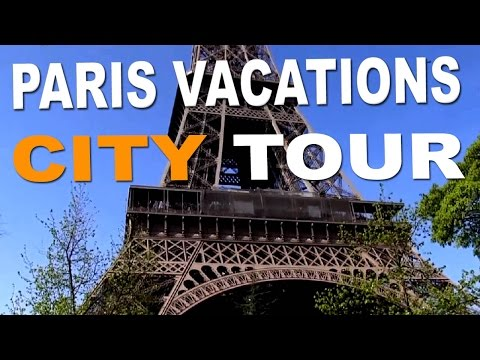 Trip to France - Tourist Attractions in Paris