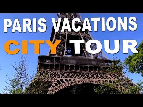 Paris Tourist Attraction -Travel Europe - France
