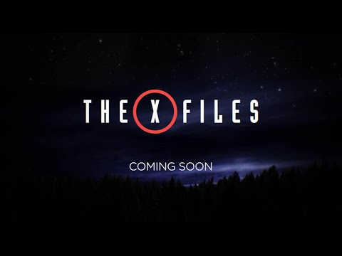 X-Files Returns To Fox Sunday, January 24, 2016
