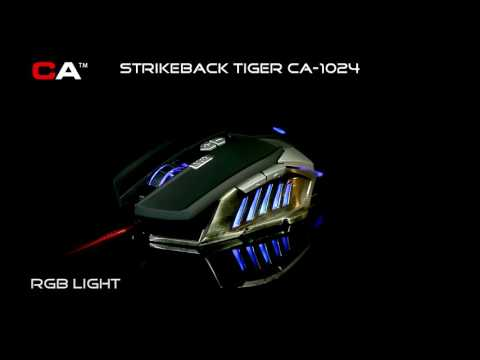 Myszka Strikeback TIGER CA-1024
