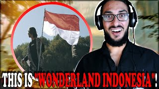 Tinos Finally Reacts To Wonderland Indonesia By Alffy Rev Ft Novia Bachmid