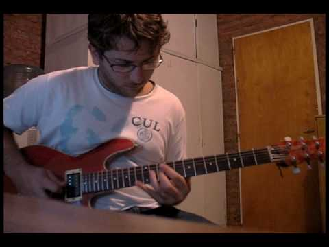Andy James guitar solo contest by Jonathan Burgos - entry ...