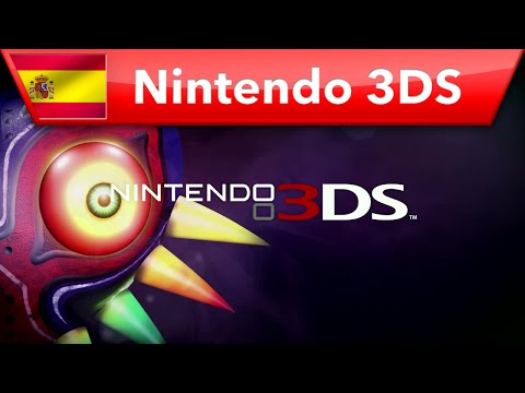 The Legend of Zelda: Majora's Mask 3D - Tráiler de juego (Nintendo 3DS)