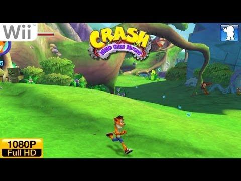 Crash: Mind Over Mutant – Wii Gameplay 1080p (Dolphin GC/Wii Emulator)