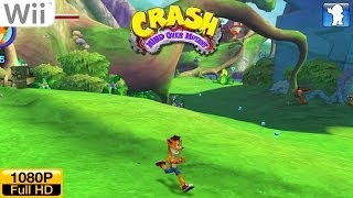 Crash: Mind Over Mutant - Wii Gameplay 1080p (Dolphin GC/Wii Emulator)