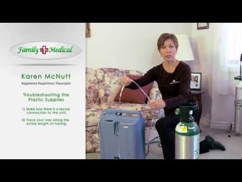 Home Oxygen Troubleshooting And Back-Up Tank Overview