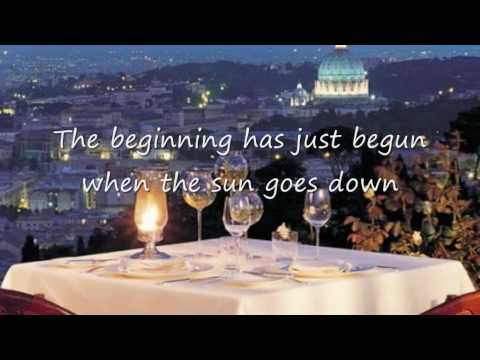 Patrizio Buanne - On An Evening In Roma (With Lyrics)