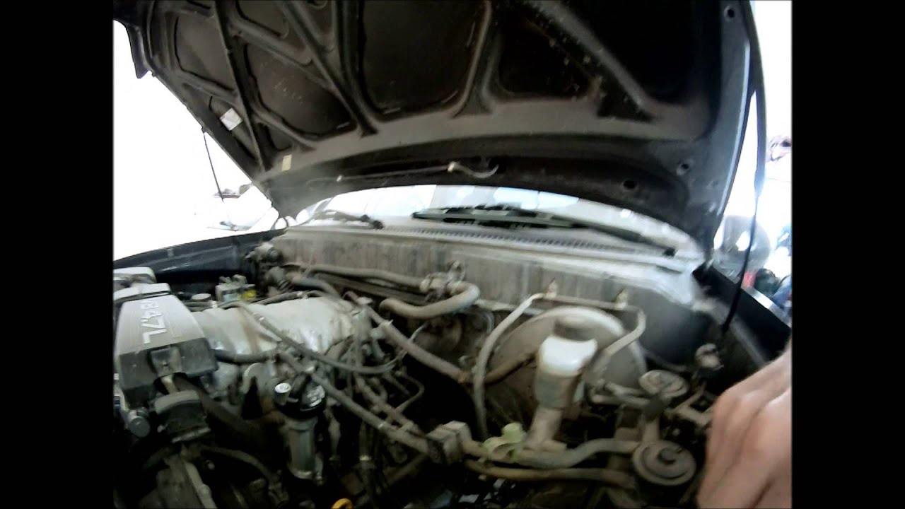 Toyota Ignition Coil Repair - YouTube