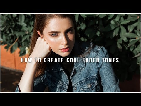 Lightroom Fashion Colouring Tutorial || Fashion Photography Post-processing