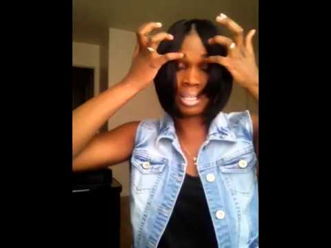 duby invisible part quick weave youtube