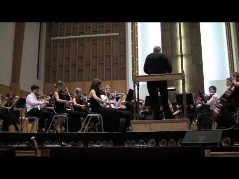 2012 Ottawa Sound Encounters Orchestra