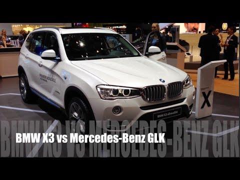 Bmw X3 Vs Mercedes Benz Glk