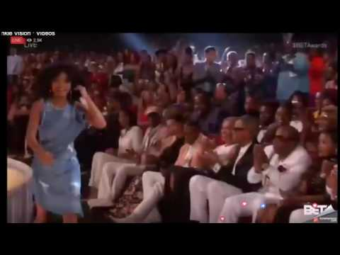 yara shahidi on BET AWARDS 2017
