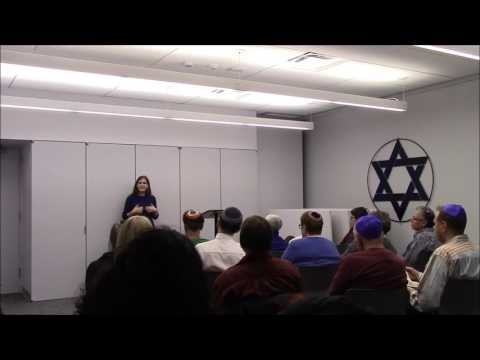Jewish People Were Learning  About Islam From Rabbi Marisa James