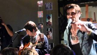 All American Rejects- Kids in The Street- Album Release Party, Los Angeles, CA