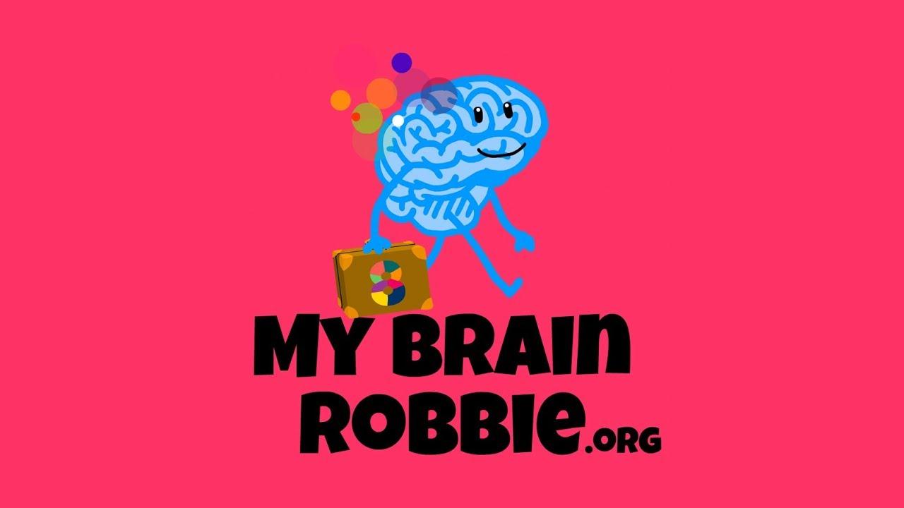 MyBrainRobbie.org (version française): UN CERVEAU EN PLEINE FORME !