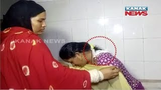 Woman Seriously Injured After Husband Attacked Her With Sword In Balasore