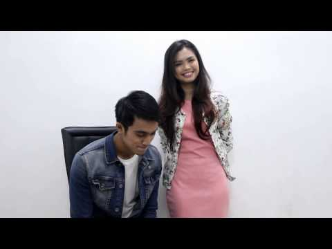 Aliff Aziz feat. Bella Astillah - Like I'm Gonna Lose You [COVER]