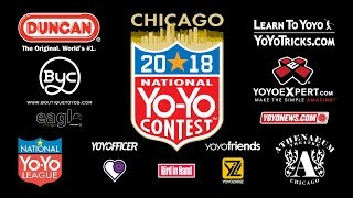 5A & 1A Finals - Livestream Video Archive - US Nats 2018 - Presented by Yoyo Contest Central