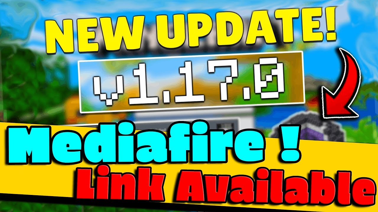 Minecraft Pe 1.17 Official Version Released   Minecraft 1.17 Caves And Cliffs   In Hindi   2021