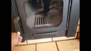 Банная печь Варвара. Монтаж и установка.