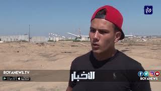 شهيدين وإصابات بمسيرات العودة في غزة - (27-7-2018)