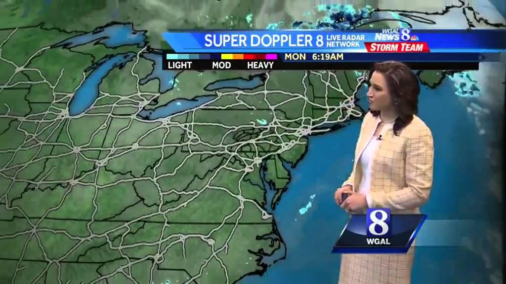 Watch Christine Ferreira's forecast