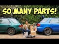 Cheapest Subaru in The USA Ep. 4: New Parts & Future Plans!