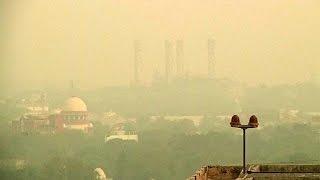 Dünyanın Havası Pislik İçinde Kirlilik Rekor Düzeye Ulaştı