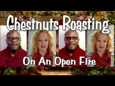 Chestnuts Roasting (The Christmas Song arr. Kirby Shaw) Julie Gaulke & Stan Flemons