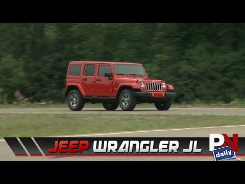 The Jeep Wrangler JL Is Worth Waiting For!