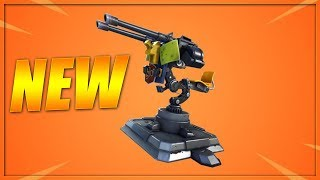 New Mounted Turret Gameplay - 8000+ Kills 250+ Wins - Fortnite Battle Royale @FearChronic