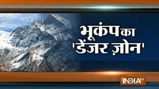 Is India Ready for Disastrous Earthquake like in Nepal - India TV