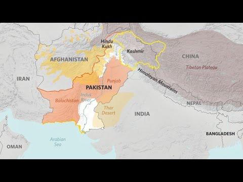 Pakistan's Geographic Challenge
