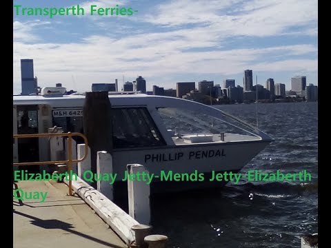 Transperth Ferries-Round Trip (2016)